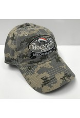 Ouray Ouray - Digital Camo Cap MA LOGO