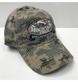 Ouray MA LOGO Digital Camo Cap