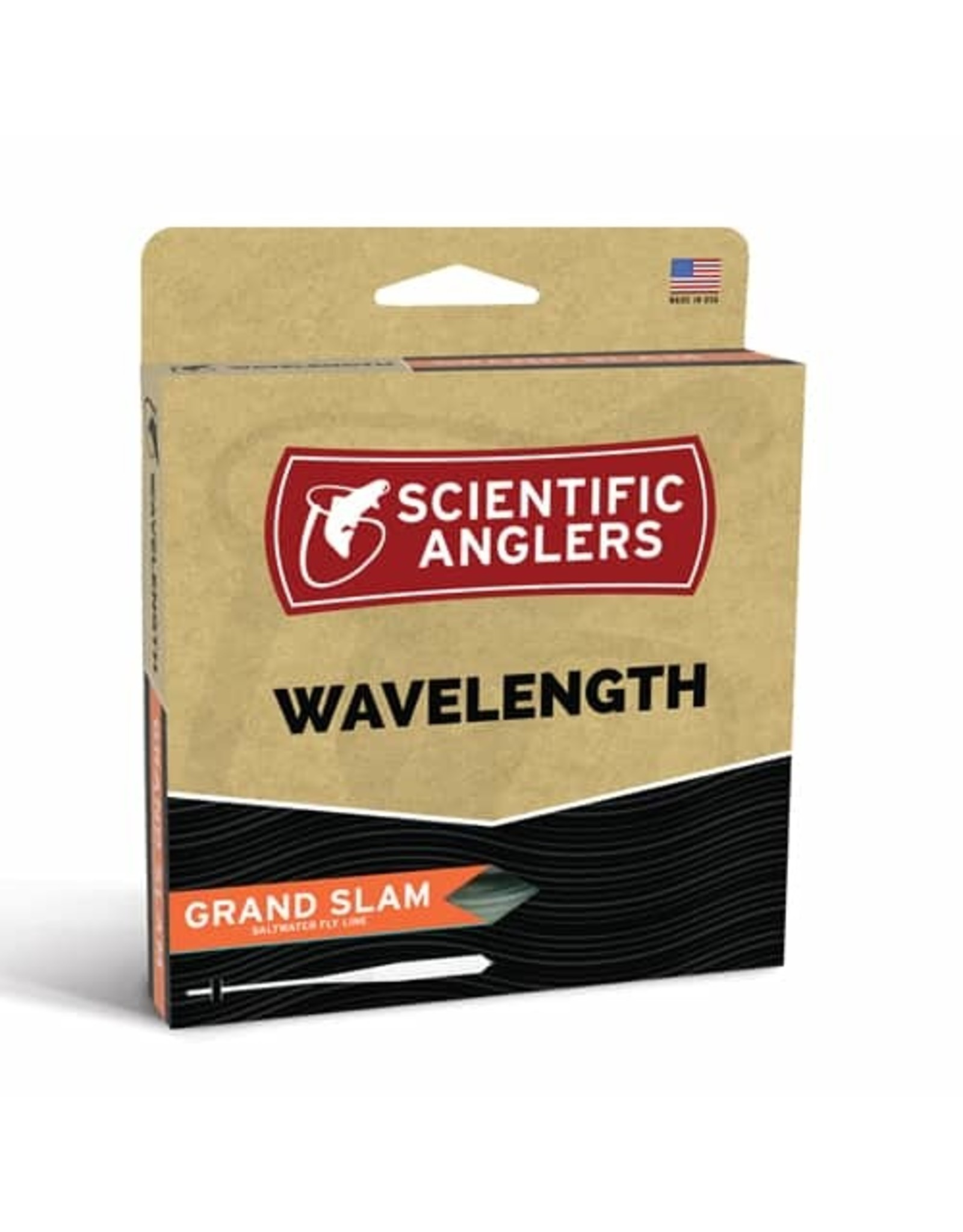 Scientific Anglers Scientific Anglers - Wavelength Grand Slam Fly Line