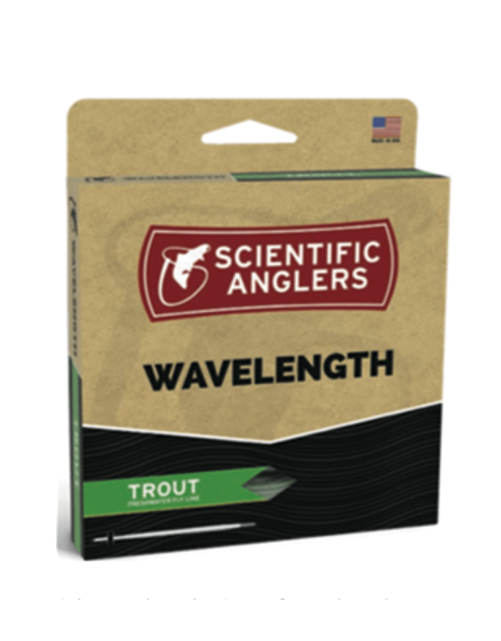 Scientific Anglers Scientific Angler - Wavelength Trout Fly Line