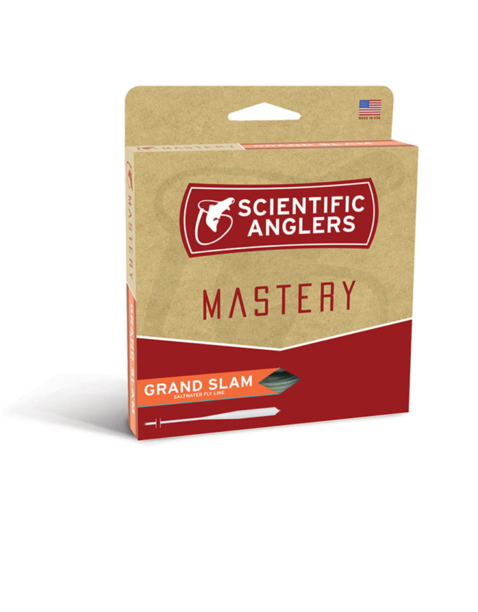 Scientific Anglers Scientific Anglers - Mastery Grand Slam Fly Line