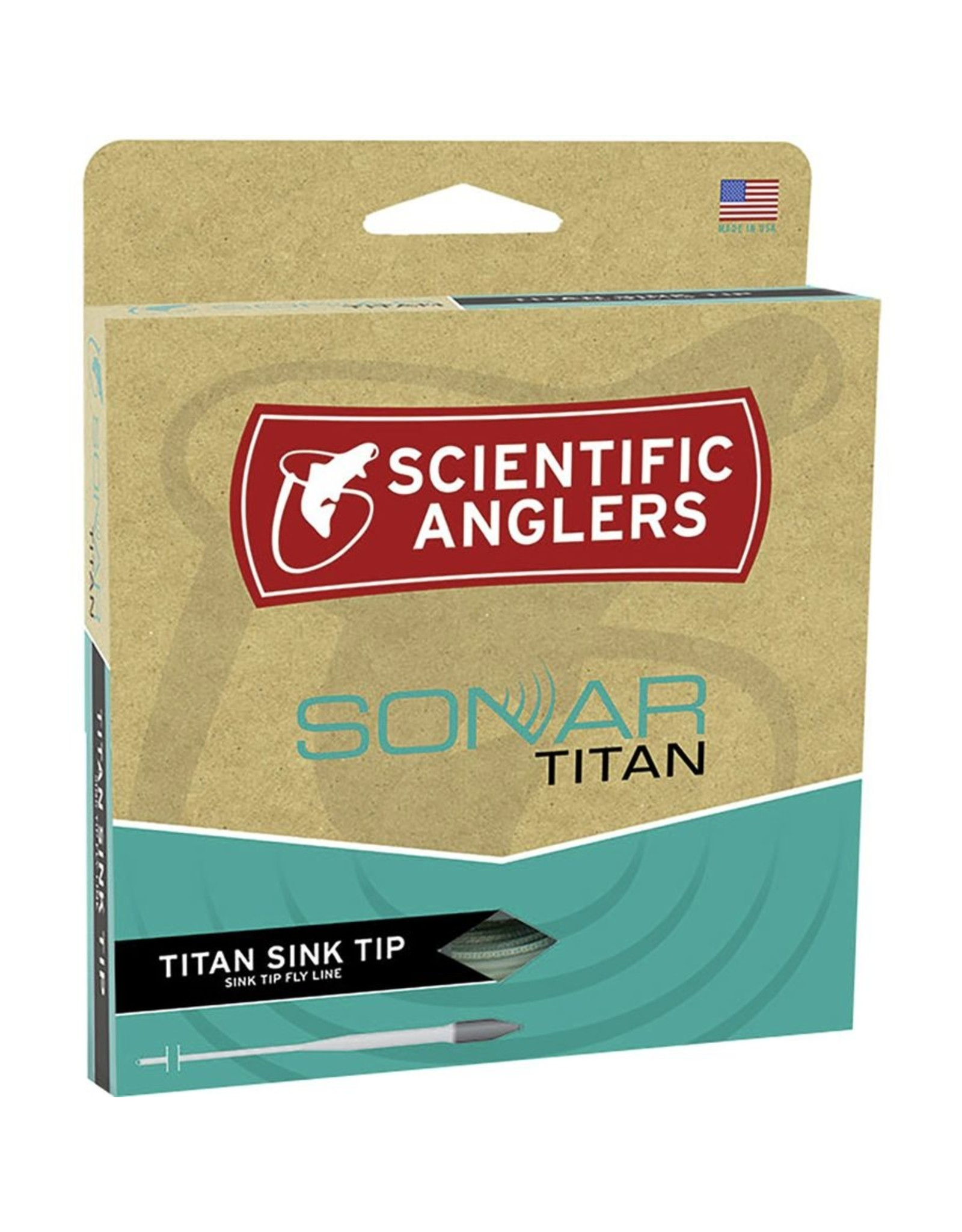 Scientific Anglers Scientific Anglers - Sonar Titan Sink Tip Type VI Fly Line
