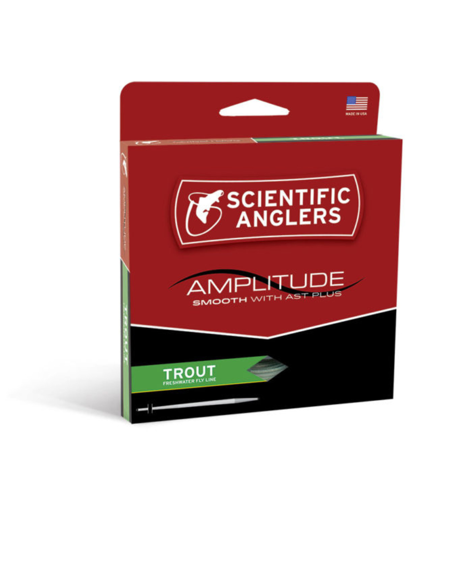 Scientific Anglers Scientific Anglers - Amplitude Smooth Trout Fly Line