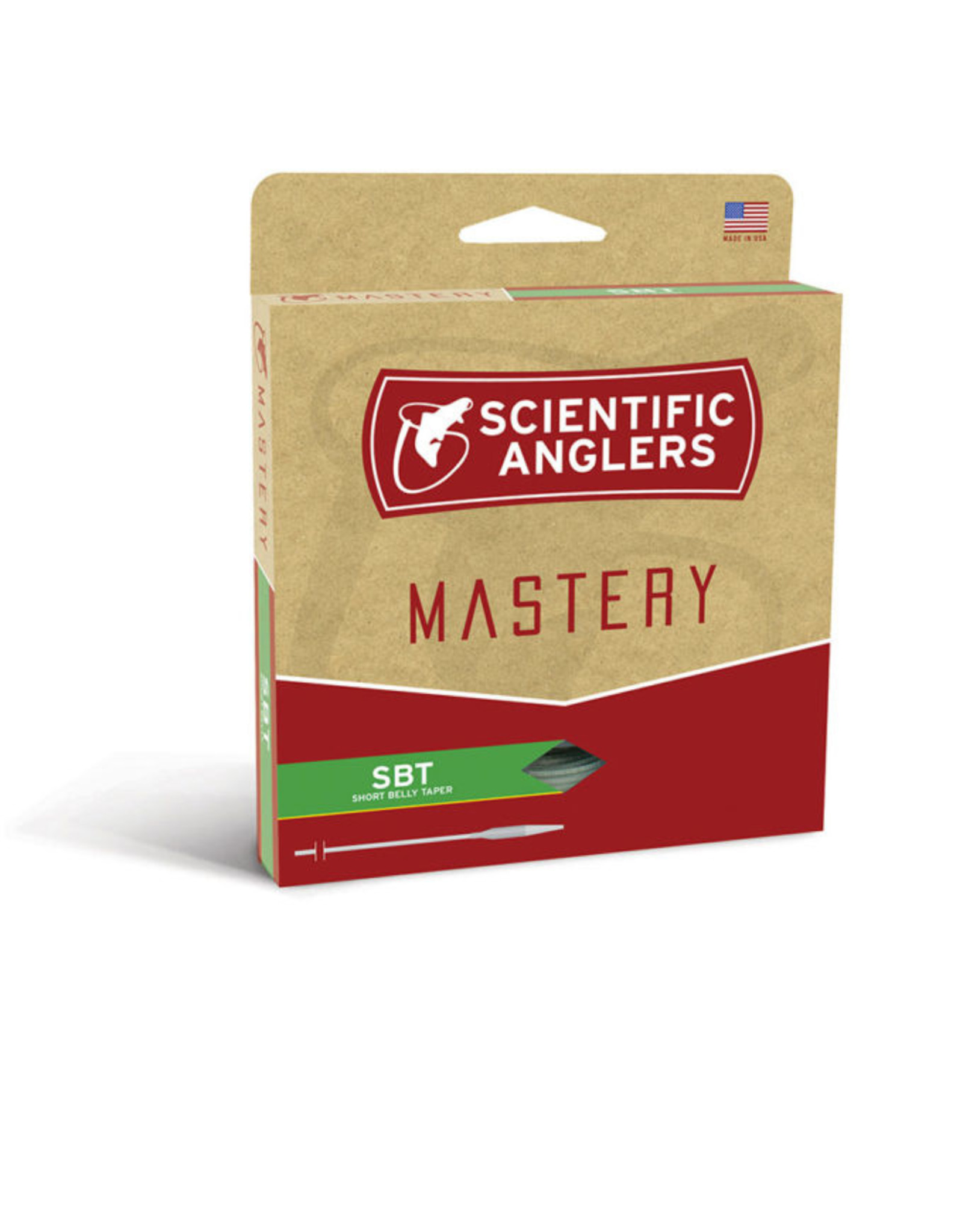 Scientific Anglers Scientific Anglers - Mastery SBT Fly Line