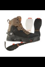 Korkers Korkers - Buckskin Wading Boot - Felt & King-on Soles