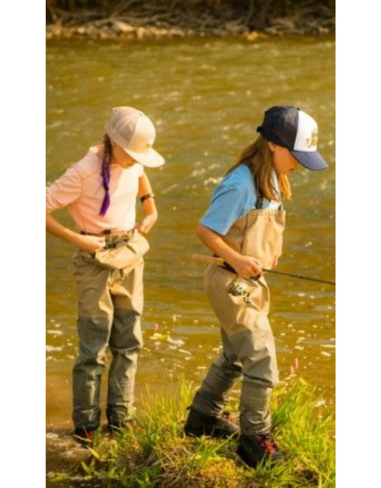 Simms Simms - Kids Tributary Waders Stockingfoot