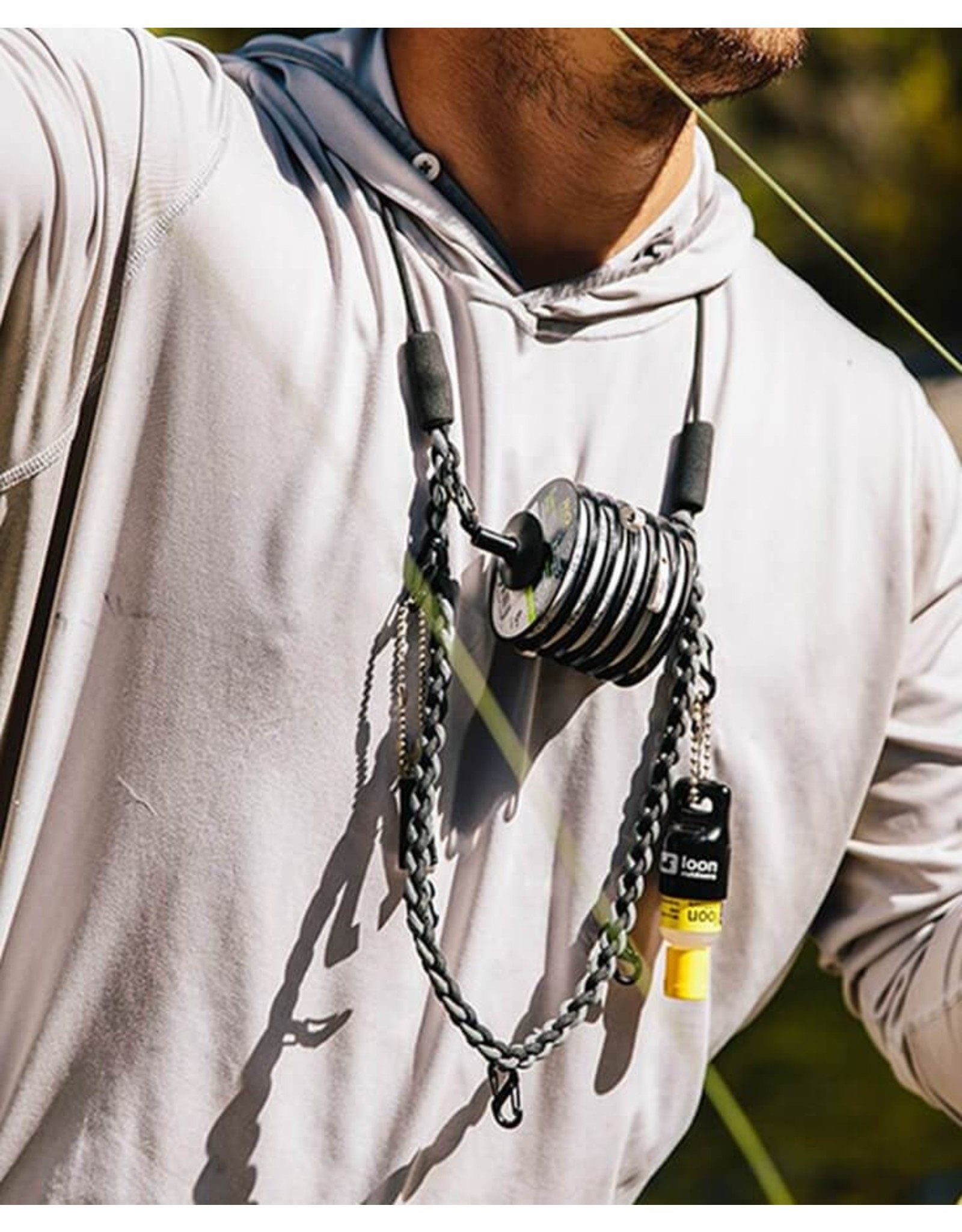 Loon Outdoors Loon - Neckvest Lanyard Loaded