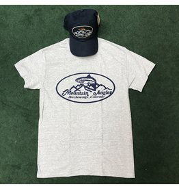 Ouray MA LOGO - Hat / T-Shirt Combo