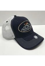Ouray Mountain Angler Logo - Mesh Cap/Shirt