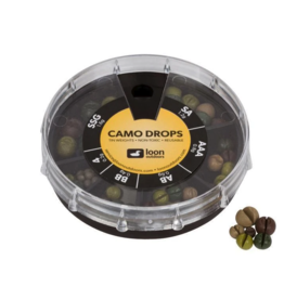 Loon Outdoors Loon - Camo Drops - 6 Sizes