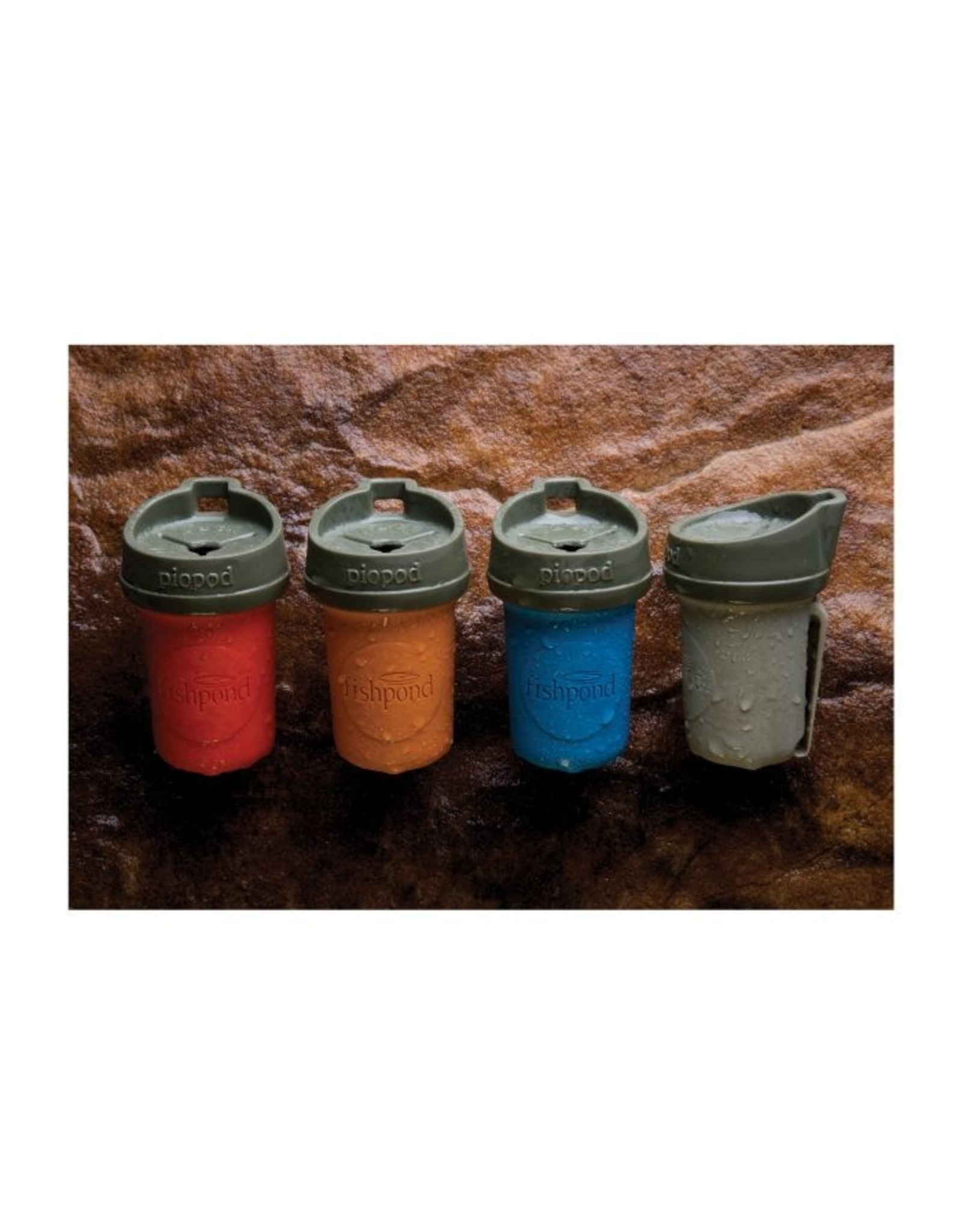 Fishpond Fishpond - PioPod Microtrash Container