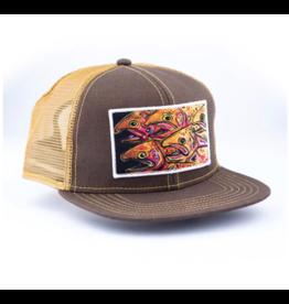 Art 4 All Golden Trout Hat
