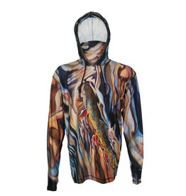 Cognito Fishing Apparel UGV Brook SunPro Hoodie