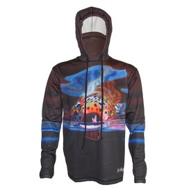 Cognito Fishing Apparel The Snack SunPro Hoodie