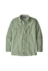 Patagonia Patagonia - Mountain Angler Logo - Men's Long Sleeve Sol Patrol II Shirt