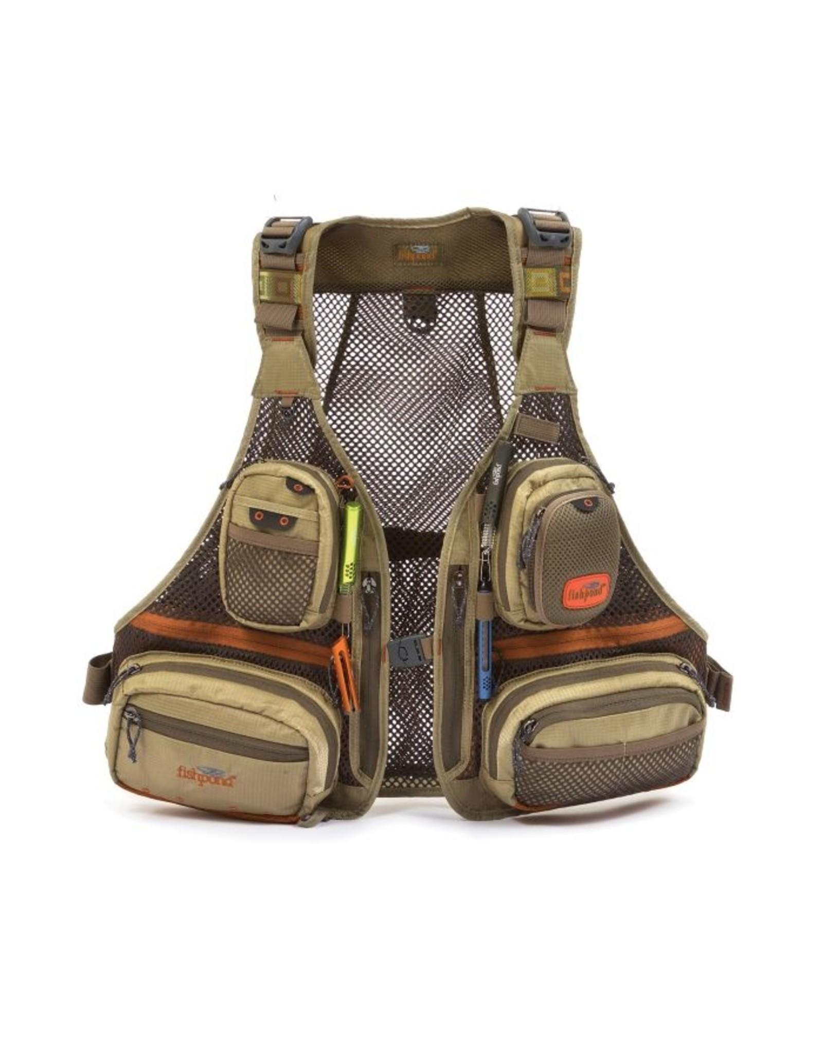 Fishpond Fishpond - Sagebrush Mesh Vest