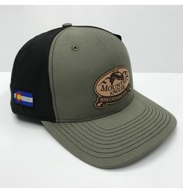 Richardson MA LOGO - Twill Back Trucker Cap