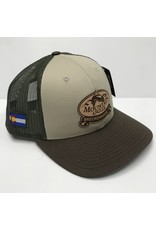 Richardson Richardson - Low Pro Trucker Cap - MOUNTAIN ANGLER LOGO