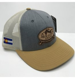 Richardson MA LOGO - Low Pro Trucker Cap