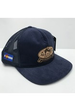 Richardson Richardson - 930 Troutdale Cap - MOUNTAIN ANGLER LOGO