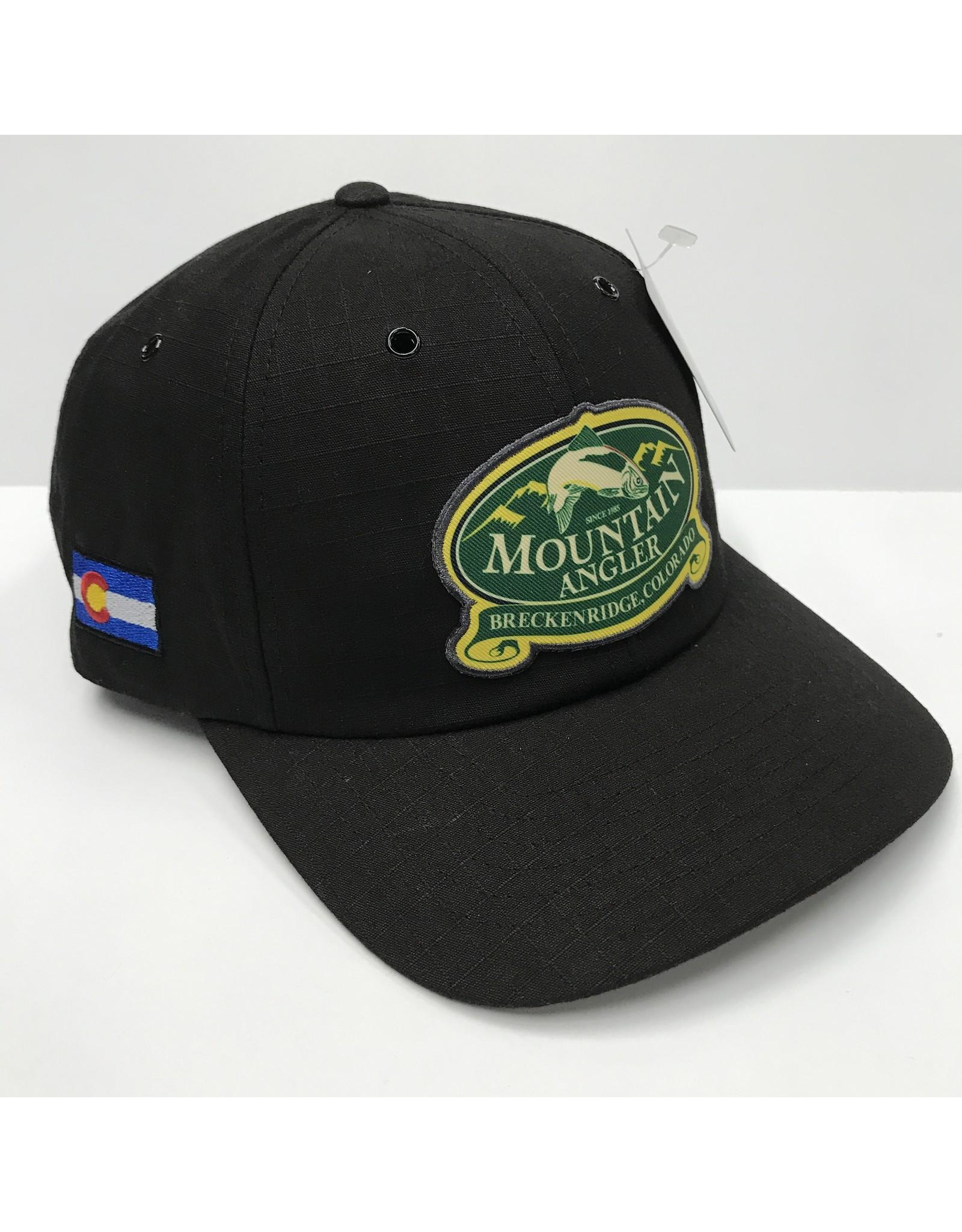Richardson Richardson - 931 Koosah Cap - MOUNTAIN ANGLER LOGO