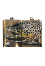 MFC MFC - Stainless Steel Hip Flask