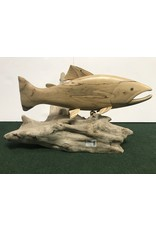 Mountain Angler - Other Carved Trout - Large