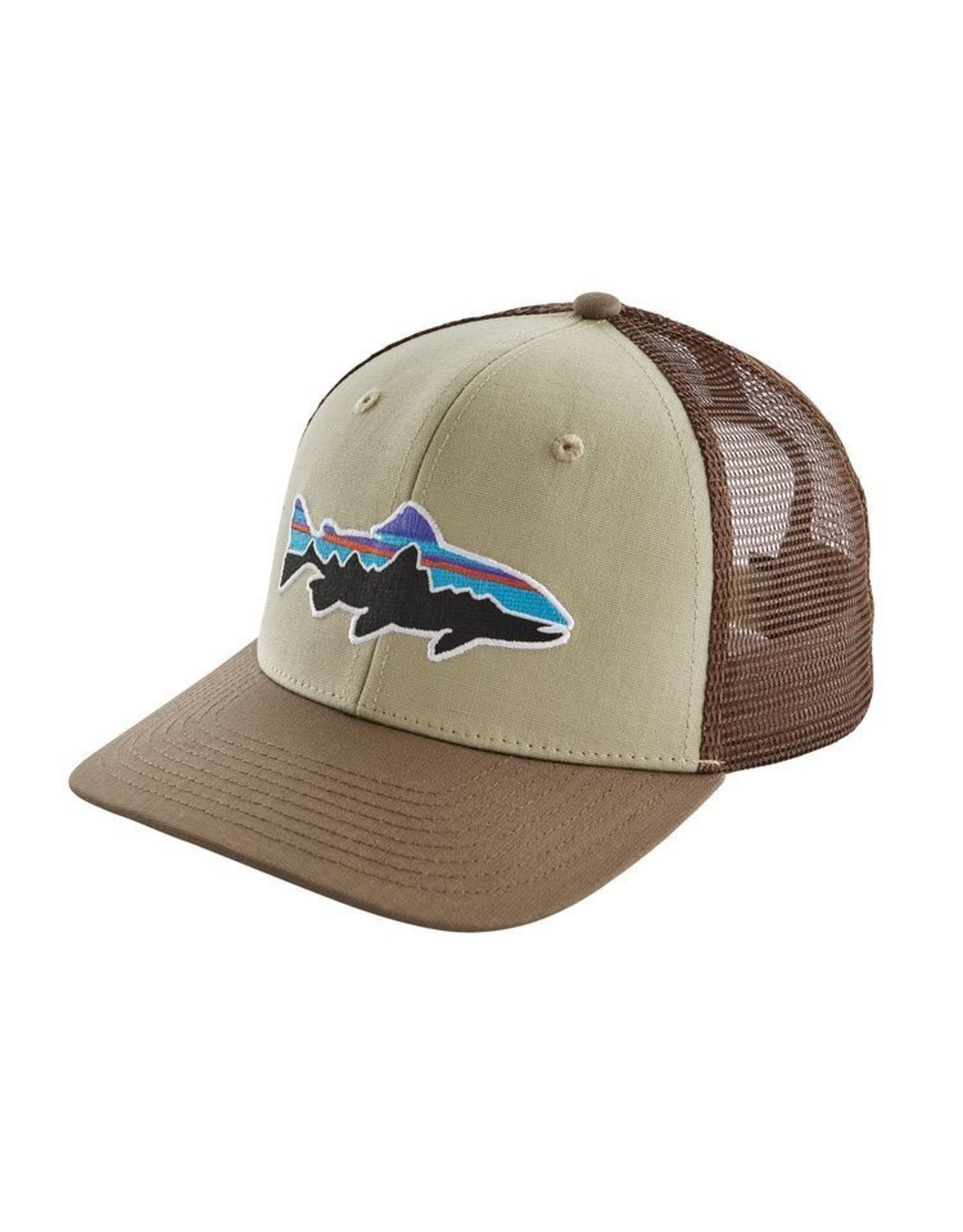 Patagonia Patagonia - Fitz Roy Trout Trucker Hat - Mid-Crown