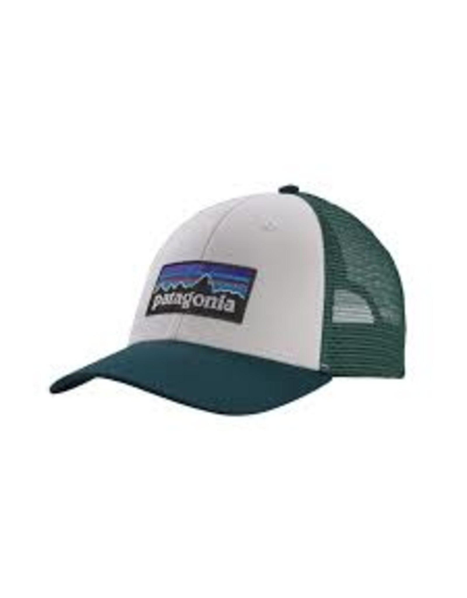 Patagonia Patagonia - P-6 Logo LoPro Trucker Hat - Low Crown