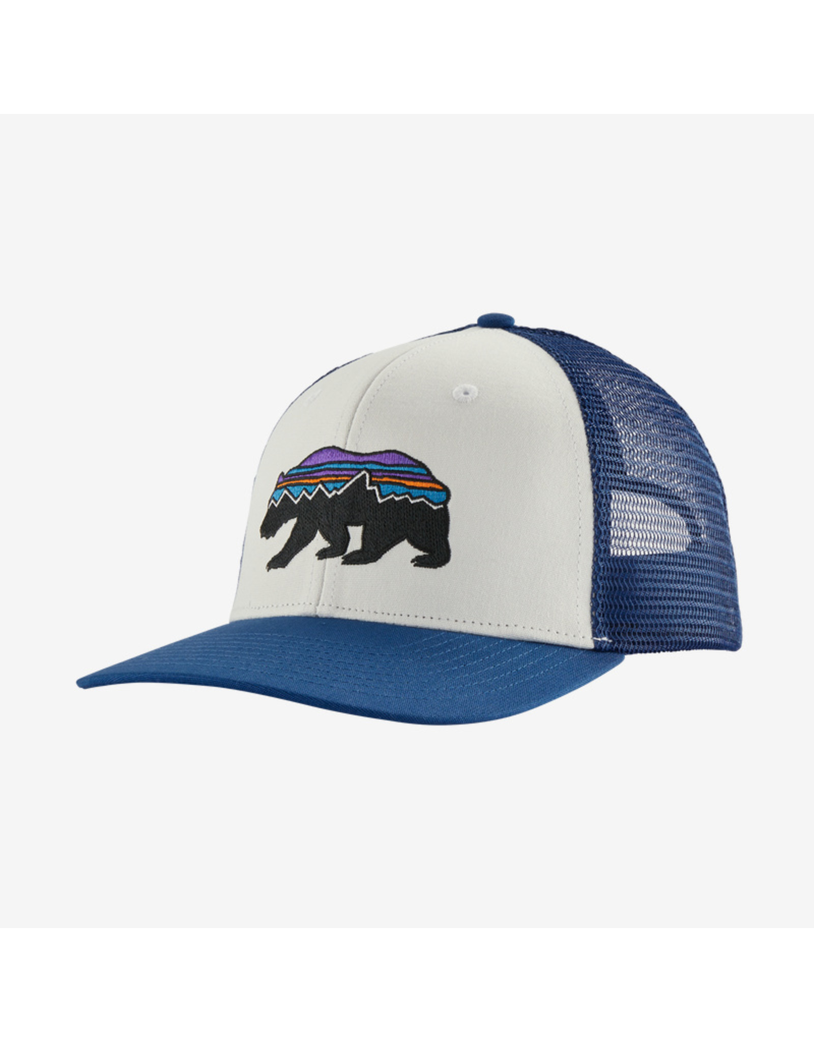 Patagonia Patagonia - Fitz Roy Bear Trucker Hat - Mid-Crown