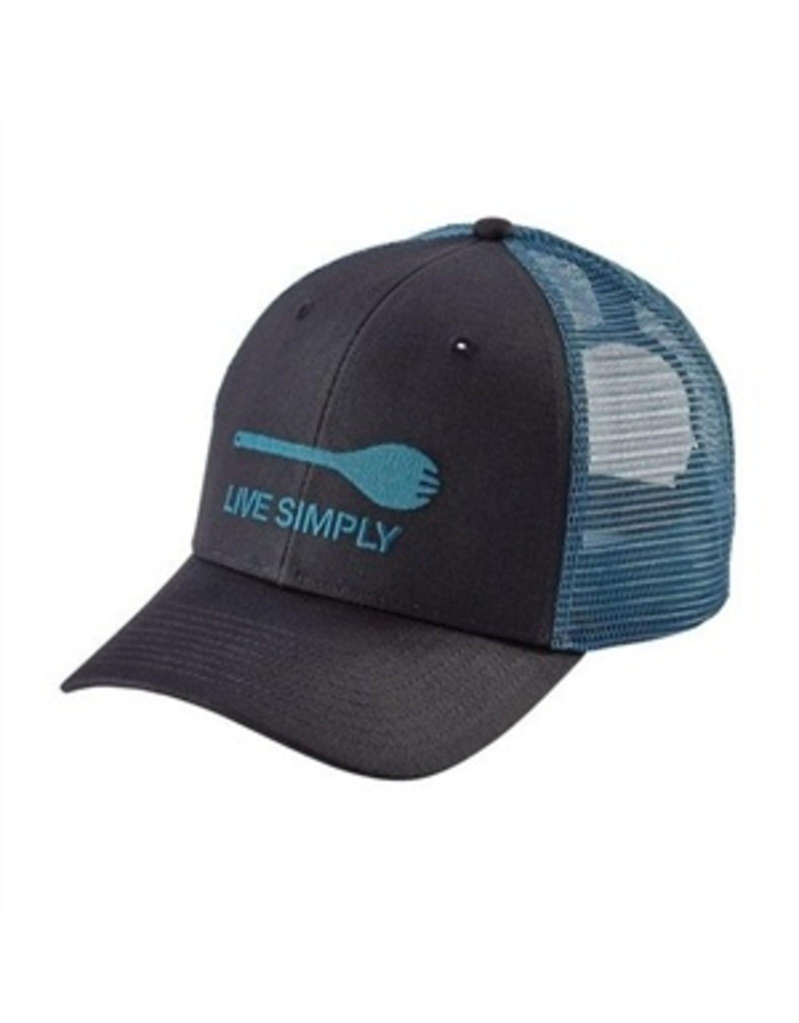 Patagonia Patagonia - Live Simply Spork Trucker Hat