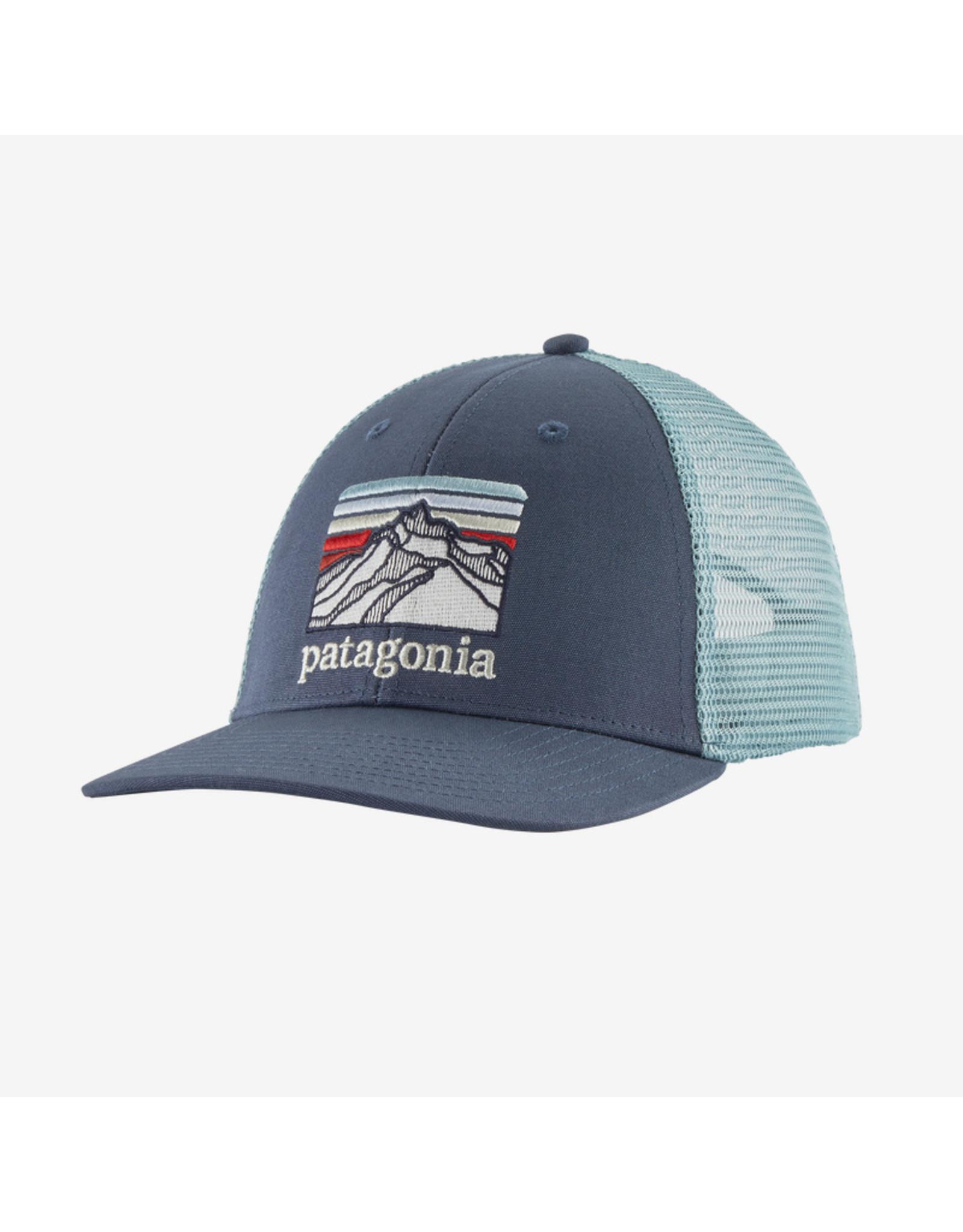 Patagonia Patagonia - Line Logo Ridge LoPro Trucker Hat