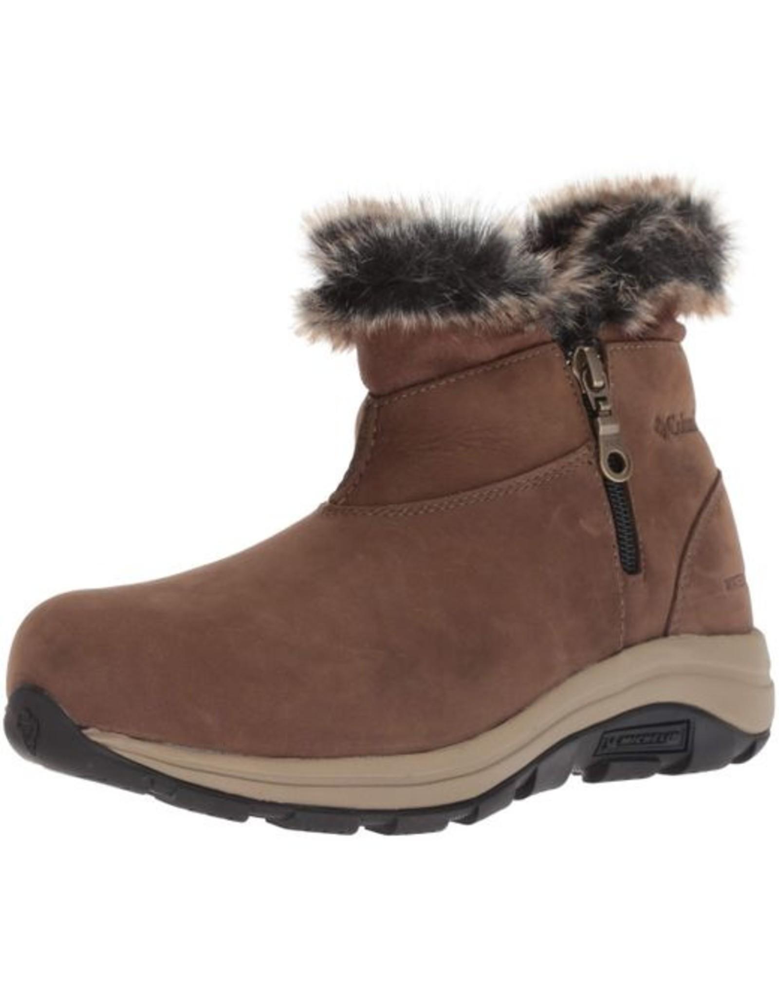 Columbia Columbia - Women's Bangor Shorty Omni-Heat Ankle Boot