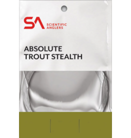 Scientific Anglers SA - Absolute Trout Stealth Leader