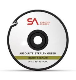 Scientific Anglers SA - Absolute Trout Stealth Tippet