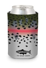 Rep Your Water Rep Your Water - Can Cooler