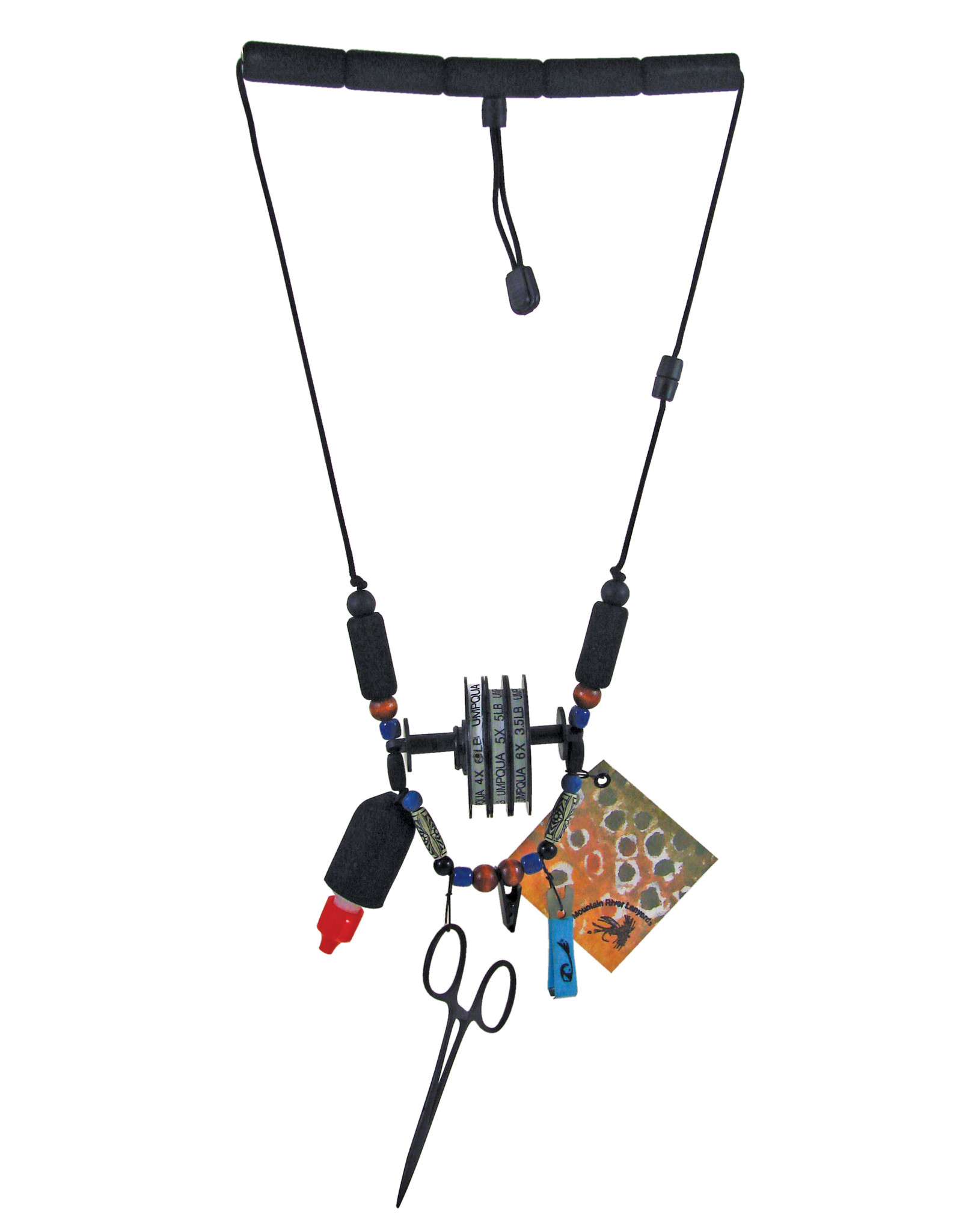 "Angler's Accessories Anglers Accessories - Mountain River ""Outfitter"" Lanyard"