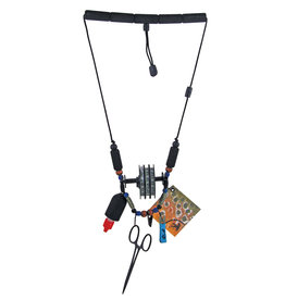 "Angler's Accessories Mountain River ""Outfitter"" Lanyard"