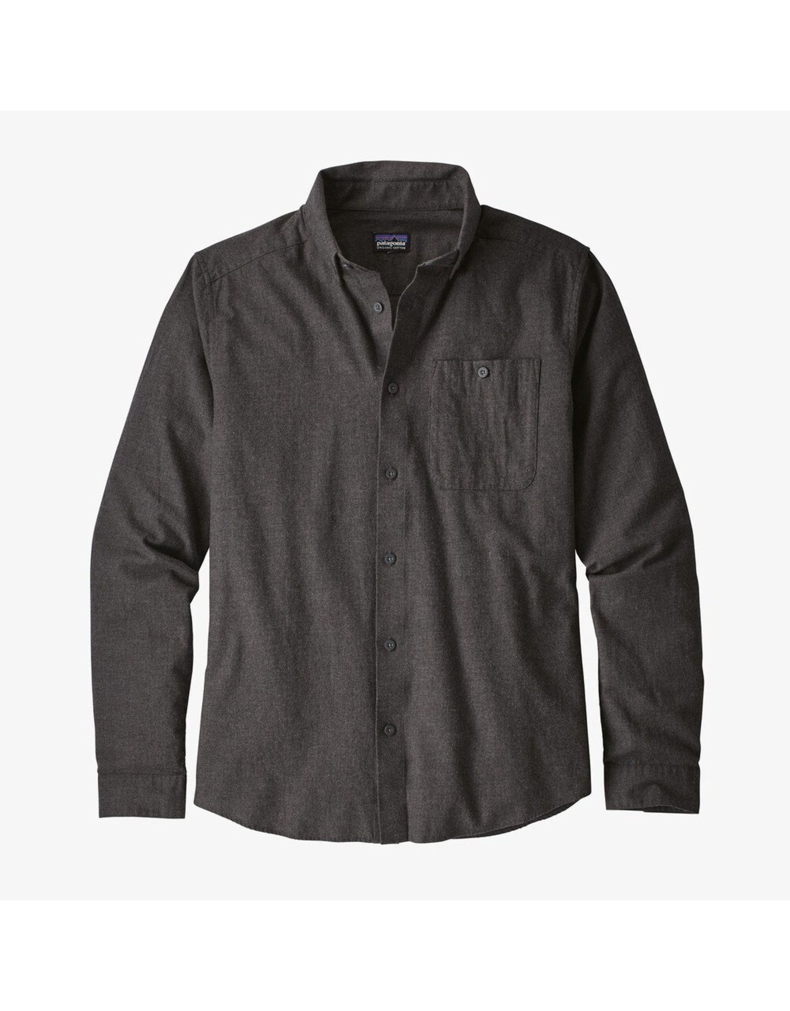 Patagonia Patagonia - M's L/S Vjosa River Pima Cotton Shirt