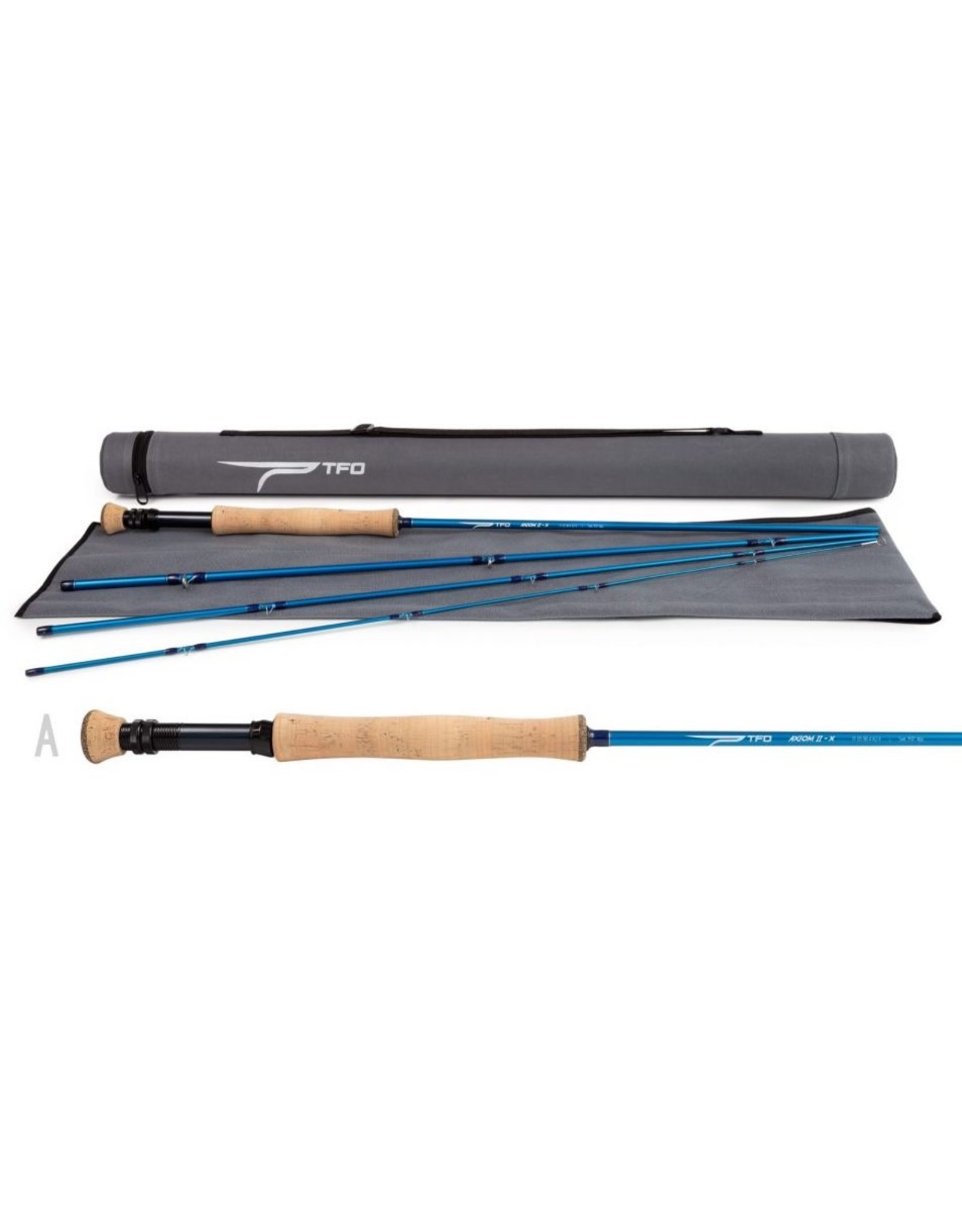 Temple Fork TFO - Axion II-X Fly Rod