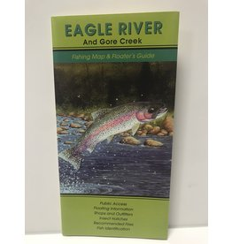 Shook Book Publishing Eagle River Map