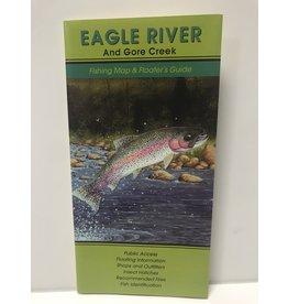 Shook Book Publishing Eagle River Map
