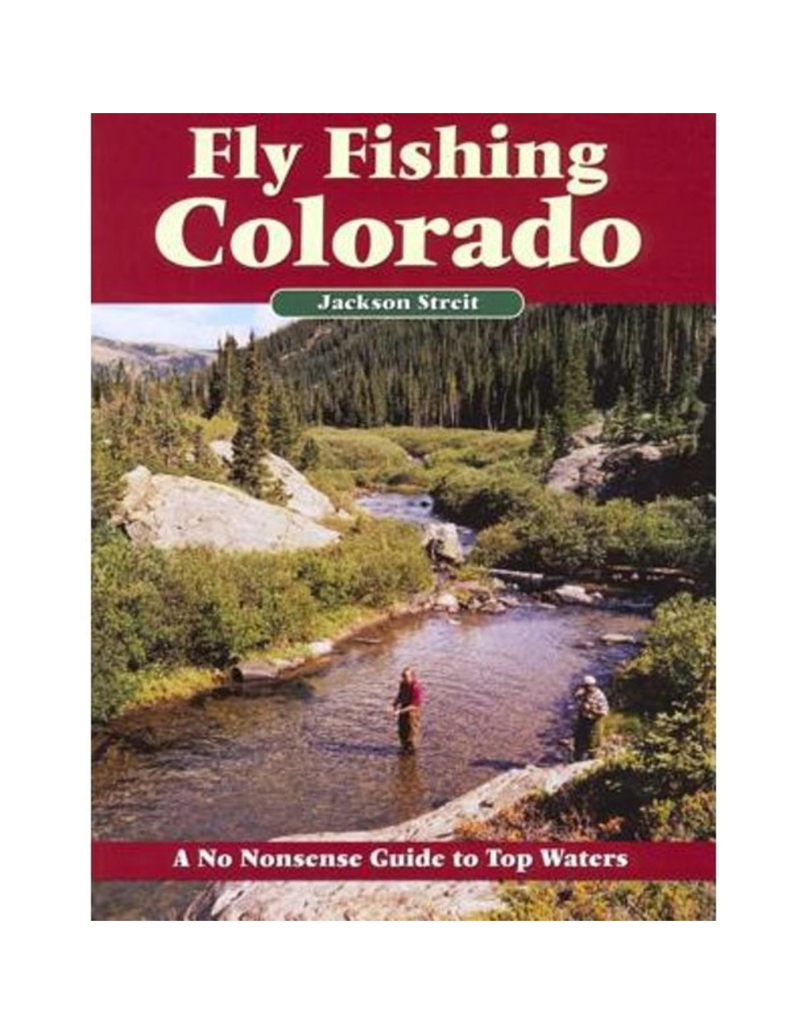 Angler's Book Supply Fly Fishing Colorado - Jackson Streit