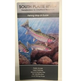 Shook Book Publishing South Platte River Map