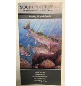 Shook Book Publishing South Platte River Map