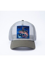 Art 4 All Art 4 All - Trout Rodeo Hat