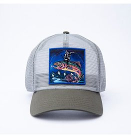 Art 4 All Trout Rodeo Hat