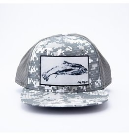 Art 4 All Gyotaku Hat