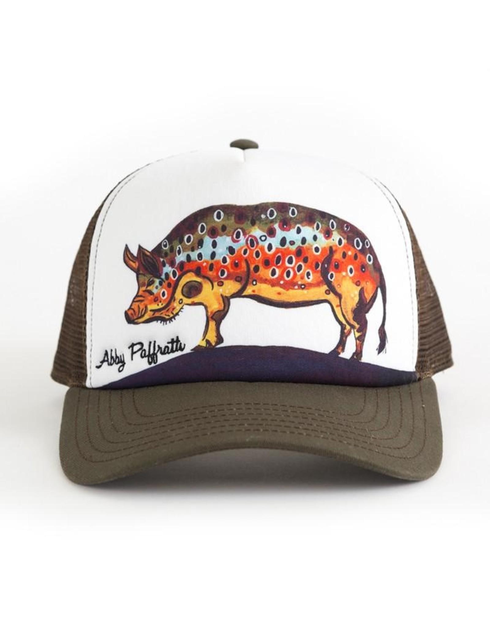 Art 4 All Art 4 All - Hog Brown Hat