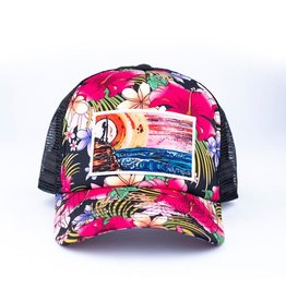 Art 4 All Island Girl Hat